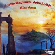 Blue Jays. John Lodge. Justin Hayward 1975