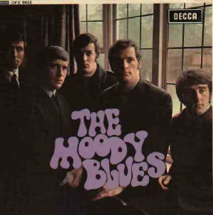 The Moody Blues EP 1965